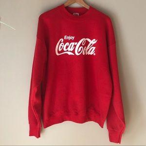 Vintage coca-Cola crew